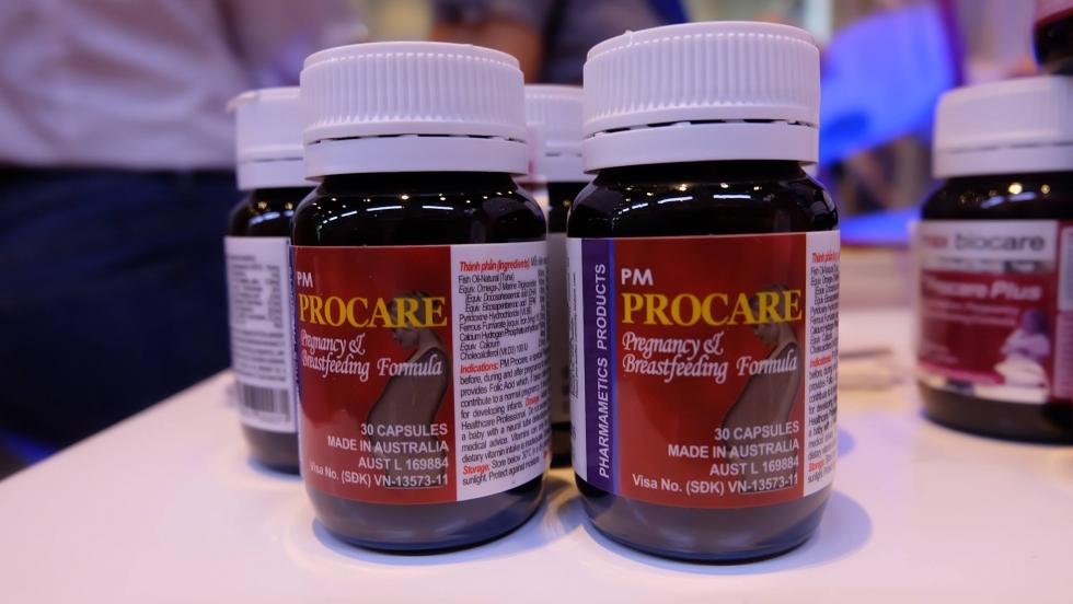 Vitamin PM Procare